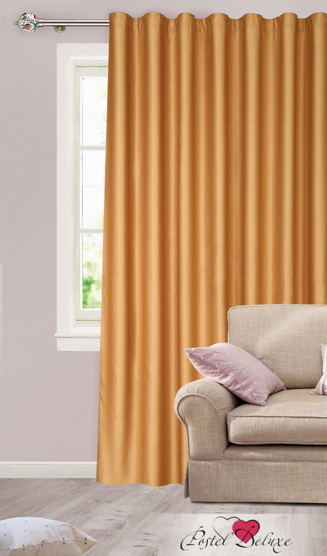 Шторы Garden Классические шторы Лилия Цвет: Золотистый