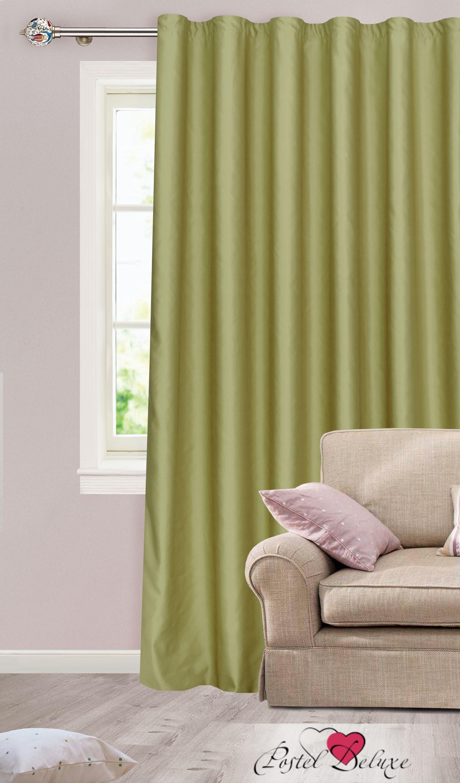 Шторы Garden Классические шторы Лилия Цвет: Болотный