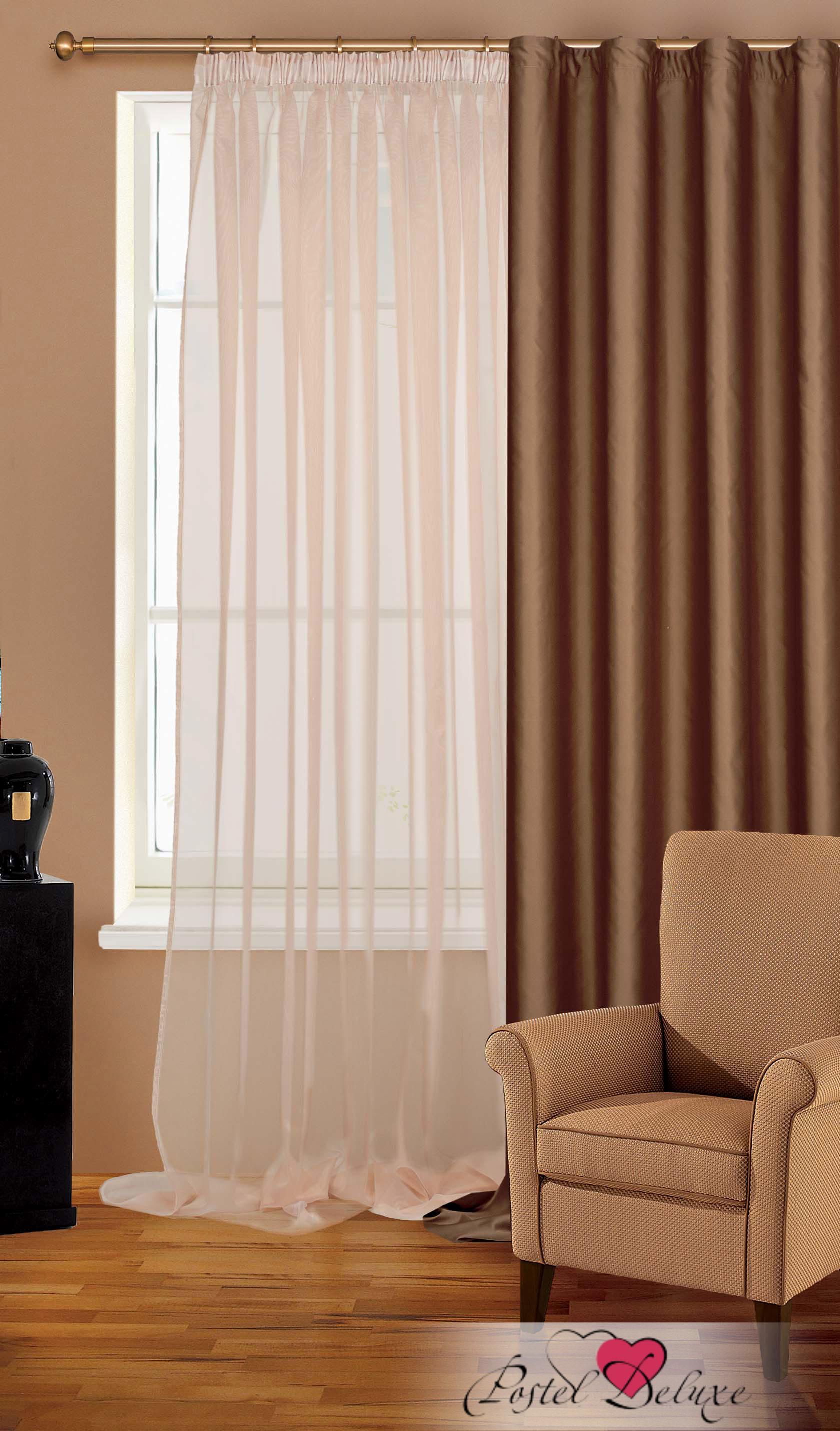 Шторы Garden Классические шторы Капли Росы Цвет: Бежевый garden garden классические шторы полевые вьюнки цвет розовый