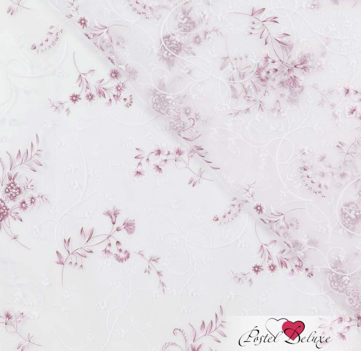 Шторы Garden Классические шторы Букетики Цвет: Бело-Розовый garden garden классические шторы полевые вьюнки цвет розовый
