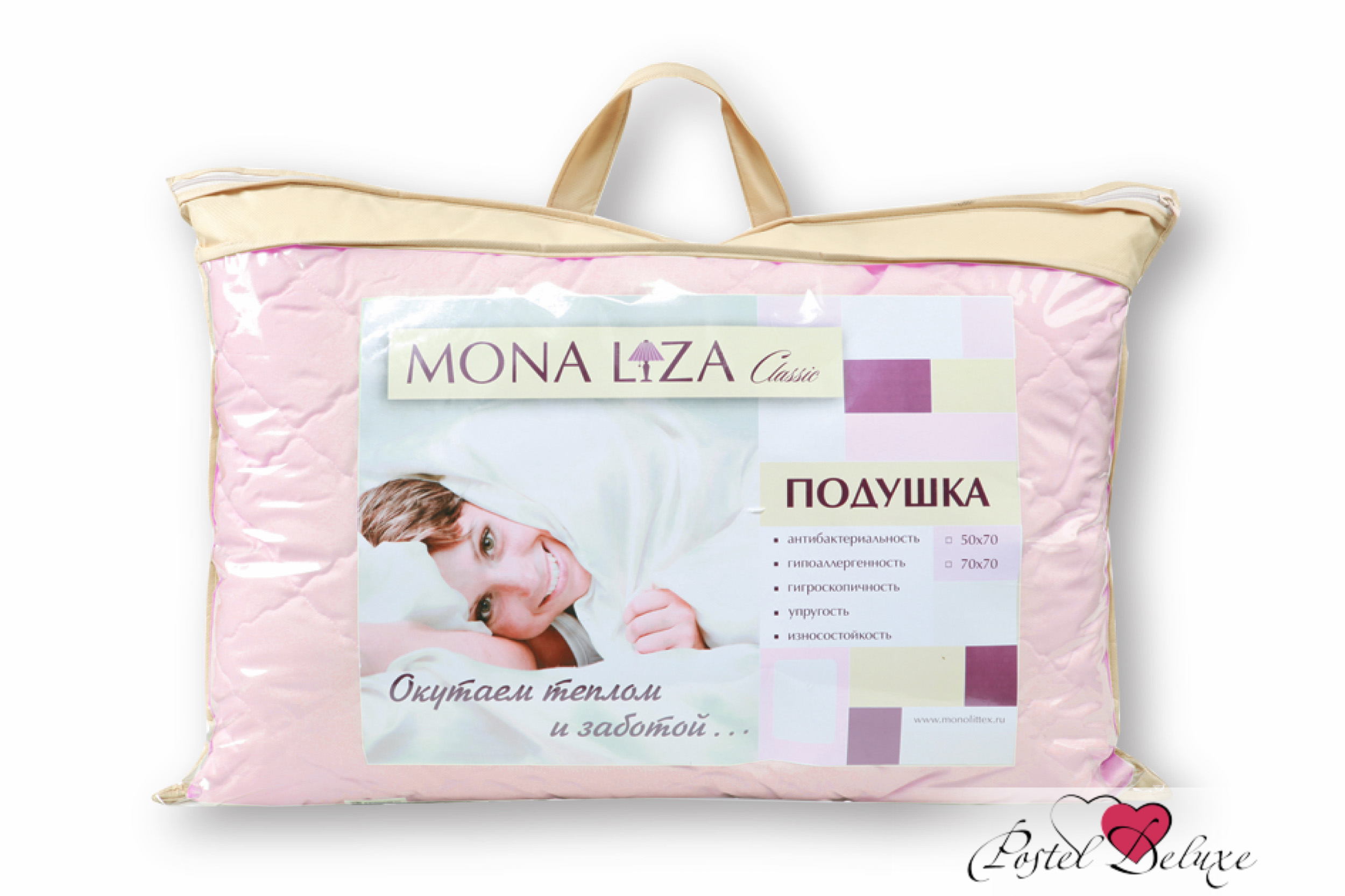 Подушка Mona Liza