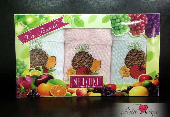 Кухонный набор Oran MerzukaКухонные наборы<br>Производитель: Oran Merzuka<br>Страна производства: Турция<br>Материал: Махра (100% Хлопок)<br>Размер: 30х50 см (3 шт)<br>Набор упакован в коробку и украшен вышивкой.<br><br>Тип: кухонный набор<br>Размерность комплекта: None<br>Материал: Махра с вышивкой<br>Размер наволочки: None<br>Подарочная упаковка: None<br>Для детей: нет<br>Ткань: Махра с вышивкой<br>Цвет: Розовый,Белый,Голубой