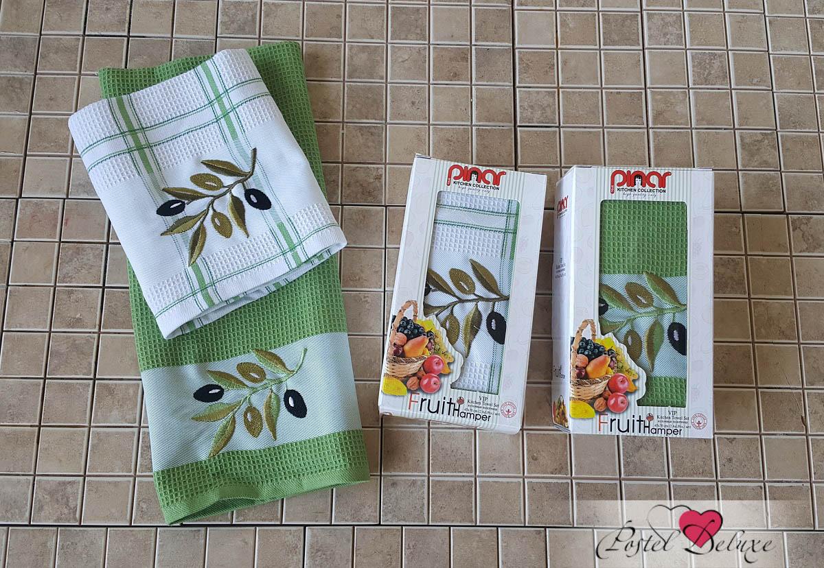 Кухонный набор PinarКухонные наборы<br>Производитель: Pinar<br>Страна производства: Турция<br>Материал: Вафля (100% Хлопок)<br>Размер: 50х70 см - 2 шт.<br>Плотность: 280 гр/м2<br>Комплект салфеток упакован в коробку.<br><br>Тип: кухонный набор<br>Размерность комплекта: None<br>Материал: Вафля<br>Размер наволочки: None<br>Подарочная упаковка: None<br>Для детей: нет<br>Ткань: Вафля<br>Цвет: None