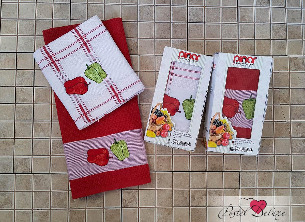 Pinar Салфетки Botan Цвет: Красный V1 (50х70 см – 2 шт)