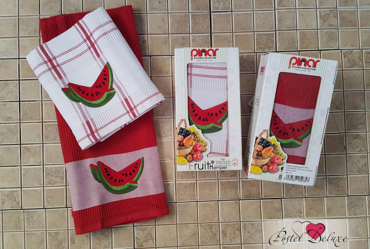 Pinar Салфетки Botan Цвет: Красный V5 (50х70 см – 2 шт)