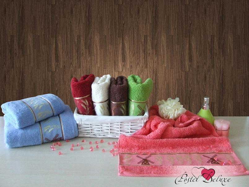 Полотенца Turkiz Полотенце Chrystal  (50х90 см - 6 шт) tango полотенце turkiz florist tek havlu 8112 03