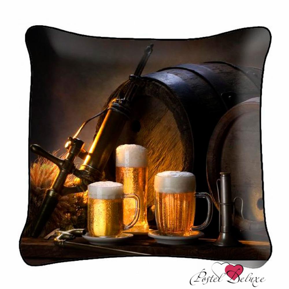 Декоративные подушки Fototende Декоративная подушка Чешское Пиво (45х45) чешское пиво в екатеринбурге