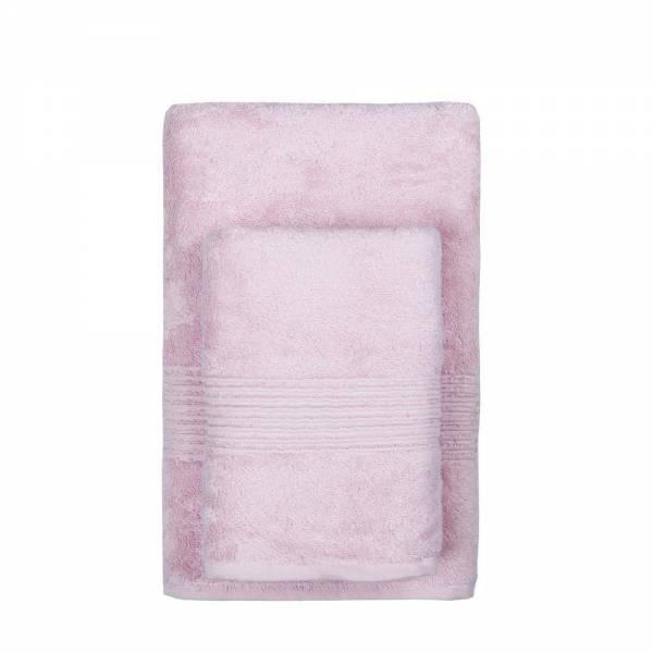 Полотенца TAC Полотенце Nessie Цвет: Розовый (50х90 см)