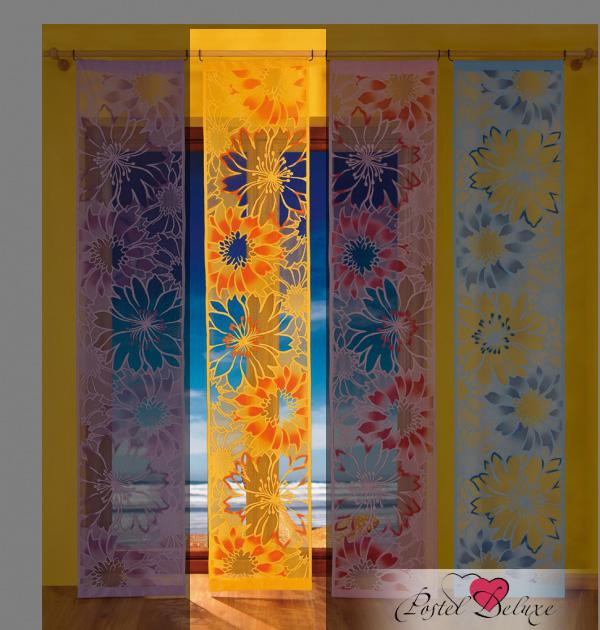 Шторы Wisan Японские шторы Панно Цвет: Оранжевый wisan wisan японские шторы concord