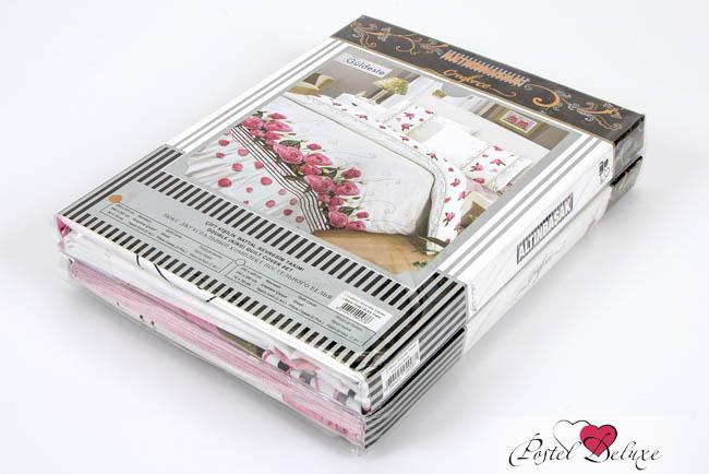 Постельное белье Altinbasak Постельное белье Sare Цвет: Розовый (1,5 спал.)