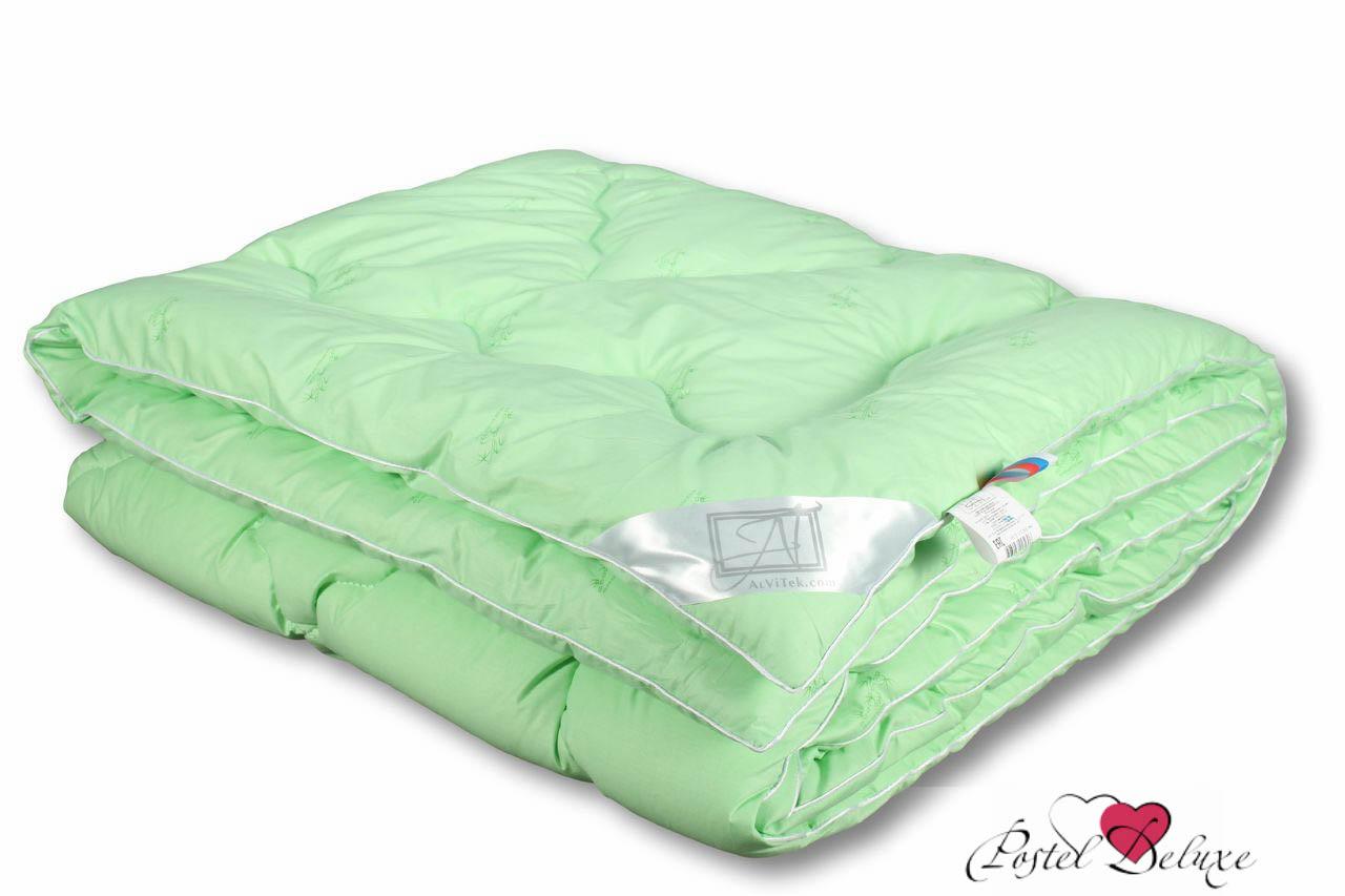 Одеяла AlViTek ОдеялоБамбук Всесезонное (140х205 см) одеяла nature s одеяло бархатный бамбук 140х205 см