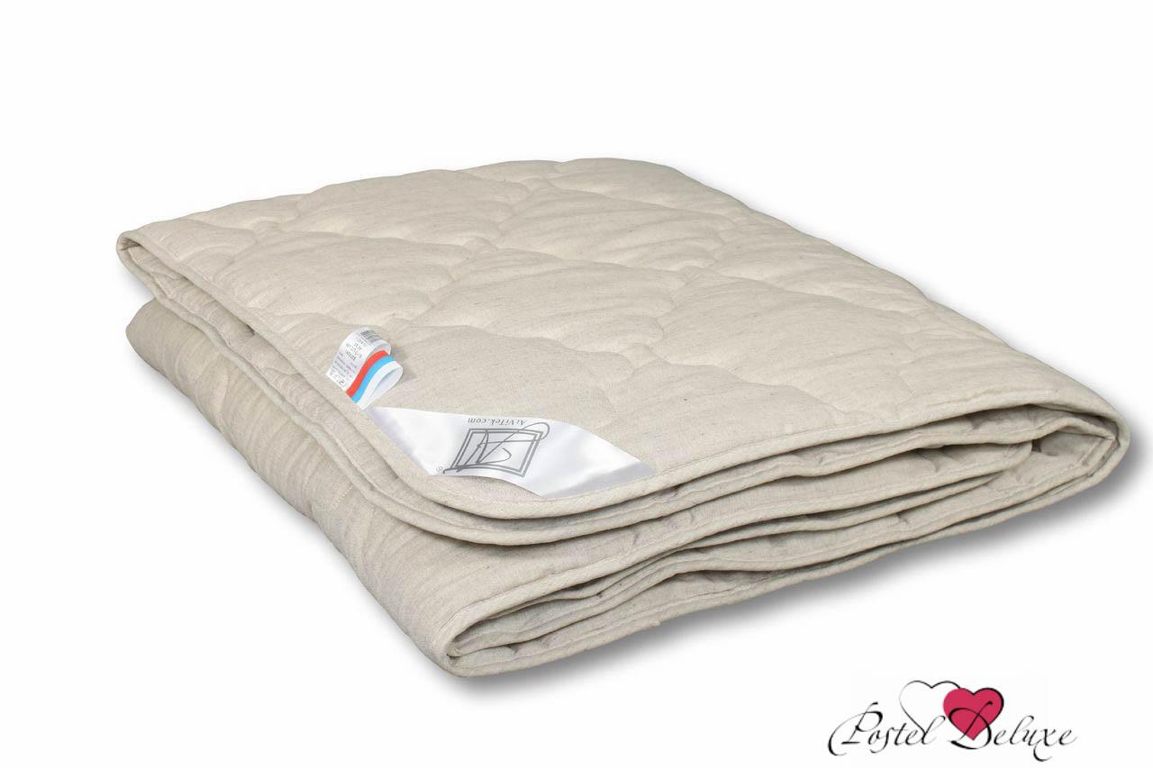 Одеяло AlViTekОдеяла<br>Одеяло стёганое всесезонное двуспальное (мал)<br>Размер: 172х205 см<br><br>Наполнитель: Льняное волокно<br>Плотность наполнителя: 300 г/м2<br>Состав: Льняное волокно, Полиэстер<br><br>Материал чехла: Полулен<br>Состав: 50% лен, 50% хлопок<br>Отделка: Кант<br><br>Производитель: AlViTek<br>Страна производства: Россия<br>Тип Упаковки: Чемодан ПВХ<br><br>Цвет чехла может отличаться от представленного на фотографии.<br><br>Тип: одеяло<br>Размерность комплекта: 2-спальное<br>Материал: Полулен<br>Размер наволочки: None<br>Подарочная упаковка: None<br>Для детей: нет<br>Ткань: Полулен<br>Цвет: Кремовый