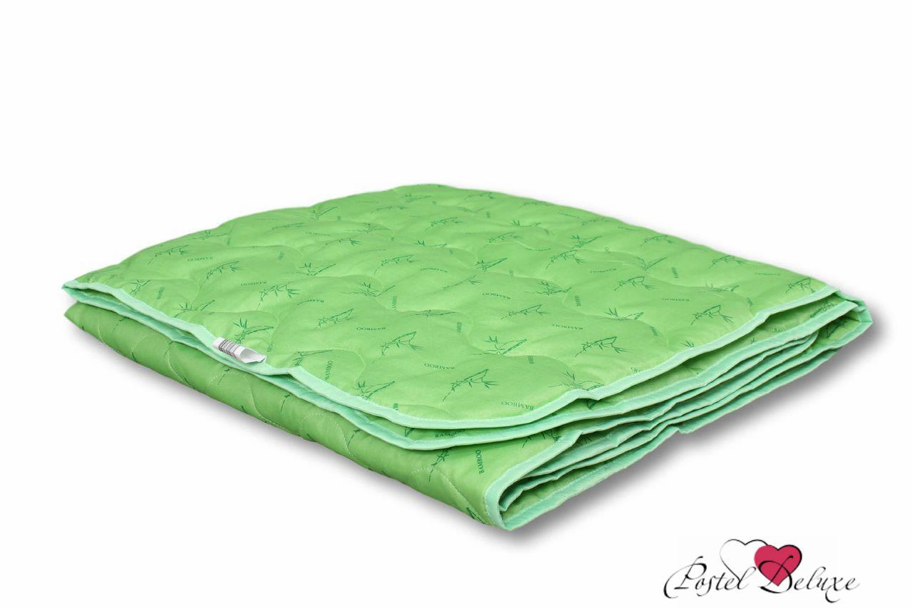Одеяло AlViTekОдеяла<br>Одеяло стёганое лёгкое полутороспальное<br>Размер: 140х205 см<br><br>Наполнитель: Бамбуковое волокно<br>Плотность наполнителя: 150 гр/м2<br>Состав: Бамбуковое волокно, Полиэстер<br><br>Материал чехла: Синтетический сатин<br>Состав: 100% Полиэстер<br>Отделка: Кант, Стежка<br><br>Производитель: AlViTek<br>Страна производства: Россия<br>Тип Упаковки: Прямоугольная ПВХ<br><br>Тип: одеяло<br>Размерность комплекта: 1.5-спальное<br>Материал: Синтетический сатин<br>Размер наволочки: None<br>Подарочная упаковка: None<br>Для детей: нет<br>Ткань: Синтетический сатин<br>Цвет: Зеленый