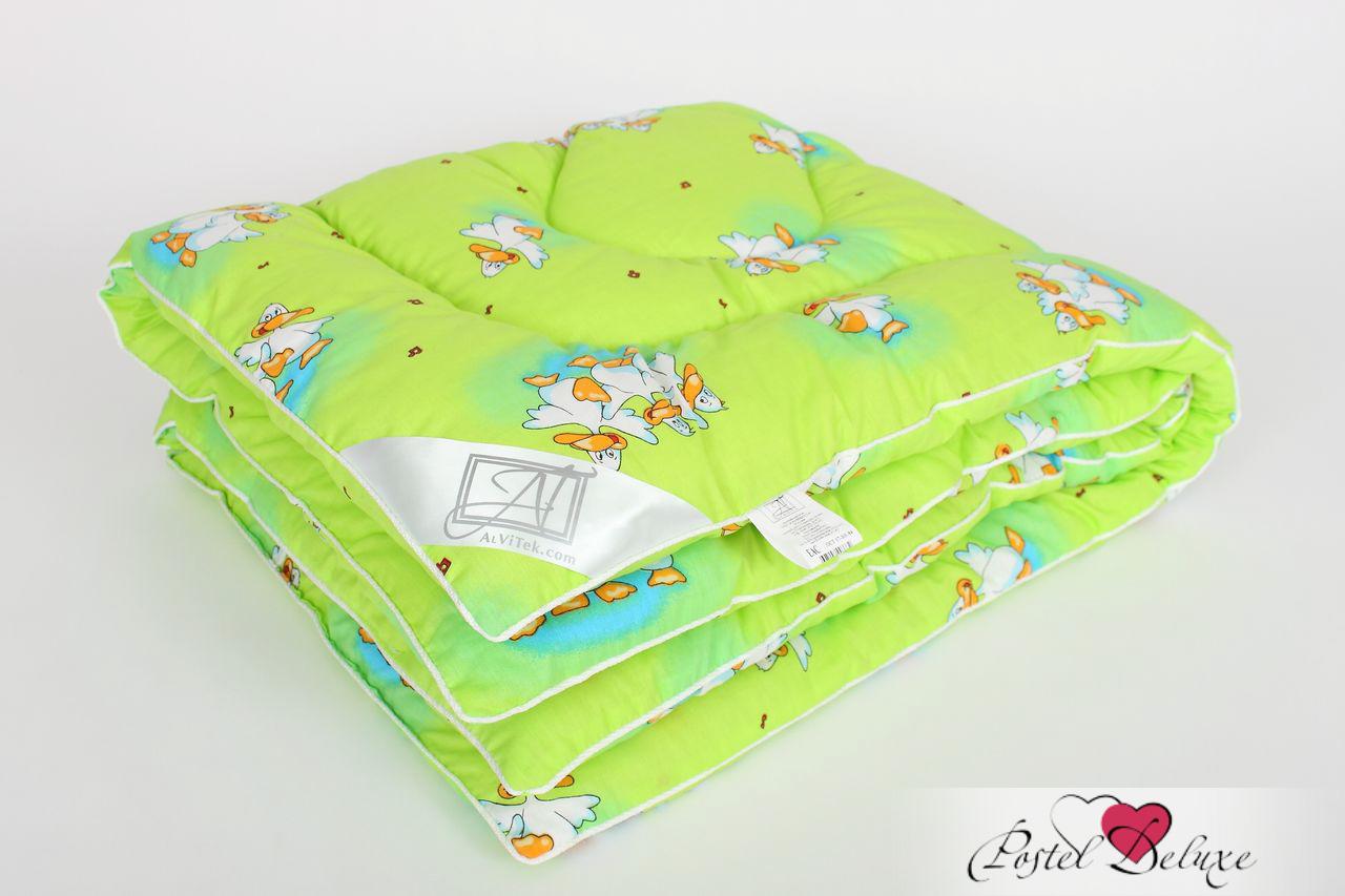 Детские Одеяло AlViTekДетские Одеяла<br>Детское одеяло стёганое тёплое полутороспальное<br>Размер: 110х140 см<br><br>Наполнитель: Холфитекс (Холфит-пласт)<br>Плотность наполнителя: 400 г/м2<br>Состав: 100% Полиэфир<br><br>Материал чехла: Микрофибра<br>Состав: 100% Полиэстер<br>Отделка: Кант<br><br>Производитель: AlViTek<br>Страна производства: Россия<br>Тип Упаковки: Полиэтиленовый пакет<br><br>Цвет чехла может отличаться от представленного на фотографии.<br><br>Тип: Детские одеяло<br>Размерность комплекта: Детские1.5-спальное<br>Материал: Микрофибра<br>Размер наволочки: None<br>Подарочная упаковка: Детские<br>Для детей: да<br>Ткань: Микрофибра<br>Цвет: Зеленый