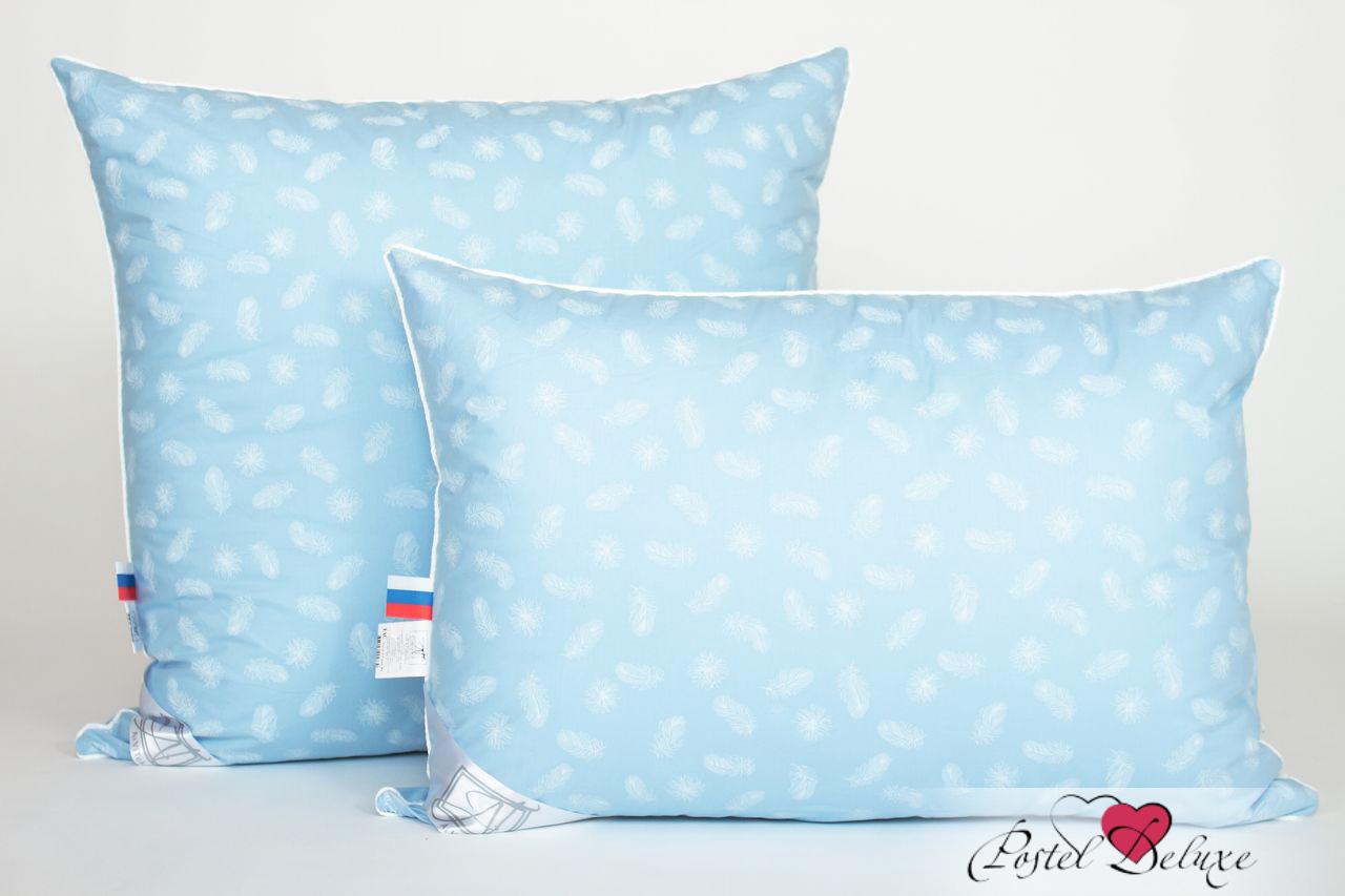Детские покрывала, подушки, одеяла AlViTek Детская подушка Лебяжий Пух (60х60) подушки hb tex ru подушка лебяжий пух ортопедическая