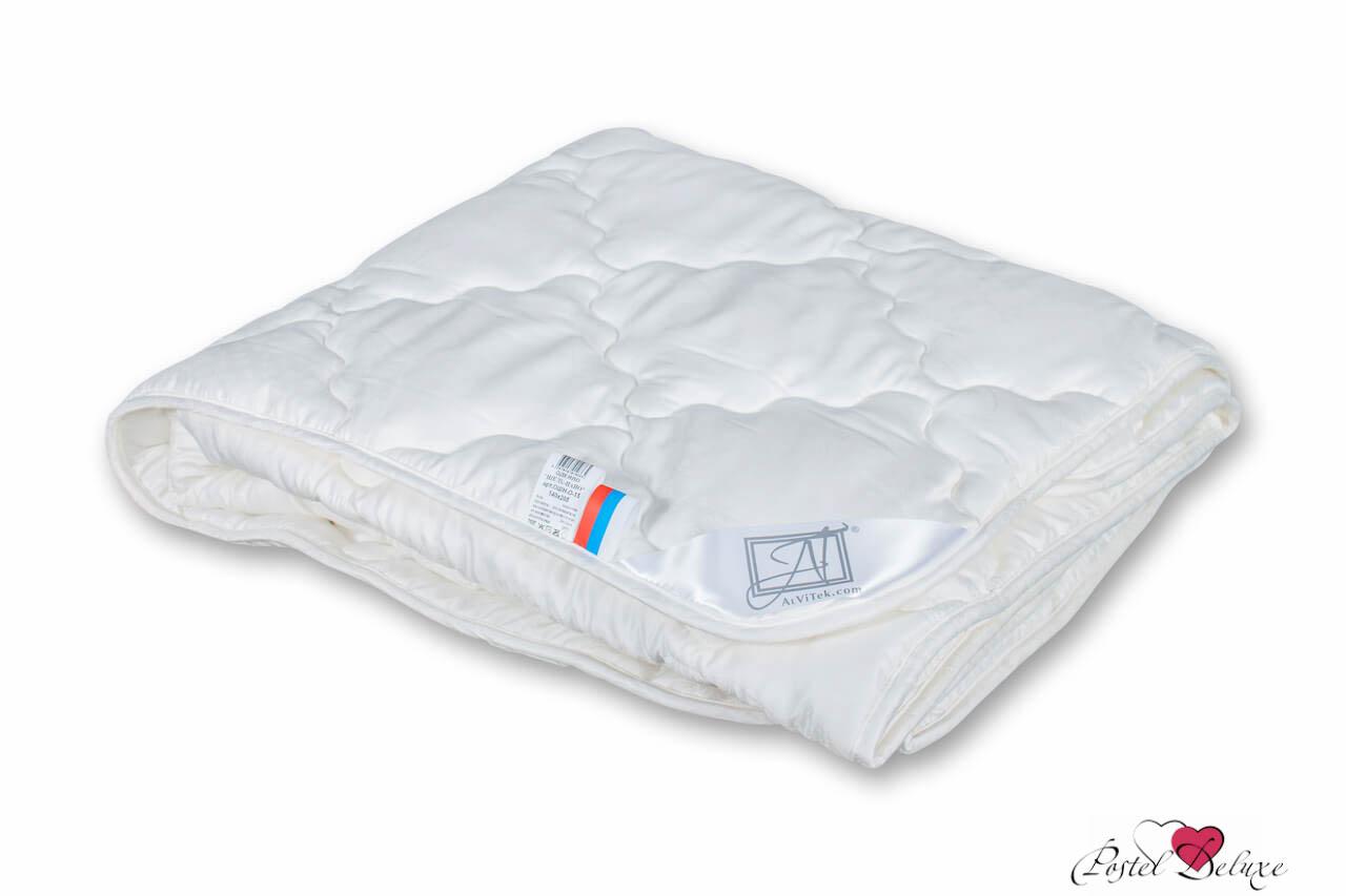 Одеяло AlViTekОдеяла<br>Одеяло стёганое лёгкое полутороспальное<br>Размер: 140х205 см<br><br>Наполнитель: Силиконизированное волокно (Искусственный шелк (высокосиликонизированное полиэфирное микроволокно))<br>Плотность наполнителя: 200 г/м2<br>Состав: 100% Полиэфир<br><br>Материал чехла: Модаловый жаккард (Модал-сатин)<br>Состав: 50% Модал, 50% Полиэстер<br>Отделка: Кант<br><br>Производитель: AlViTek<br>Страна производства: Россия<br>Тип Упаковки: Чемодан ПВХ<br><br>Цвет чехла может отличаться от представленного на фотографии.<br><br>Тип: одеяло<br>Размерность комплекта: 1.5-спальное<br>Материал: Модаловый жаккард<br>Размер наволочки: None<br>Подарочная упаковка: None<br>Для детей: нет<br>Ткань: Модаловый жаккард<br>Цвет: Белый