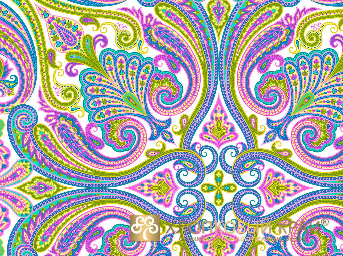 Постельное белье Хлопковый Край Постельное белье Анкара Цвет: Лаванда (семейное)