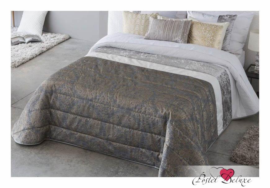 где купить  Покрывало Antilo Покрывало Isora Цвет: Серый (250х270 см)  по лучшей цене