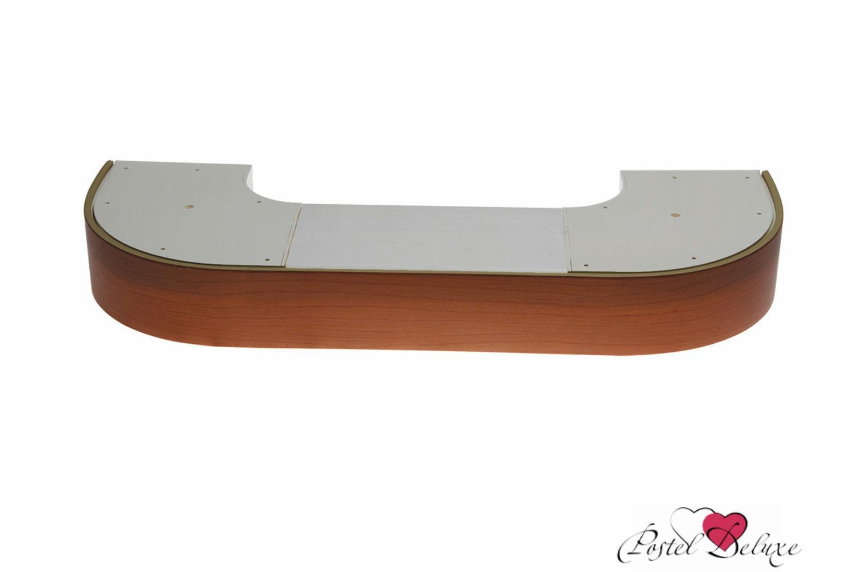 Карнизы ARCODOROРазмер (длина): 260 см<br>Диаметр трубы: 17х77 мм<br>Материал карниза: Пластик (ПВХ)<br>Тип карниза: Двухрядный карниз<br>Форма карниза: Фигурный карниз<br>Вид изделия: Профиль (Шина)<br>Крепление: Потолочный карниз<br><br>Карниз с поворотами (по бокам конструкции), с блендой высотой 50 мм, в индивидуальной упаковке.<br><br>Комплектация: <br>- 2-х рядная шина, <br>- бленда (высота 50 мм, материал - Пластик), <br>- крючки-ролики, <br>- стопоры, <br>- дюбели и шурупы.<br><br>Производитель: ARCODORO<br>Cтрана производства: Россия<br><br>Тип: Карнизы<br>Размерность комплекта: Карнизы<br>Материал: Пластик<br>Размер наволочки: None<br>Подарочная упаковка: Карнизы<br>Для детей: Карнизы<br>Ткань: Пластик<br>Цвет: None