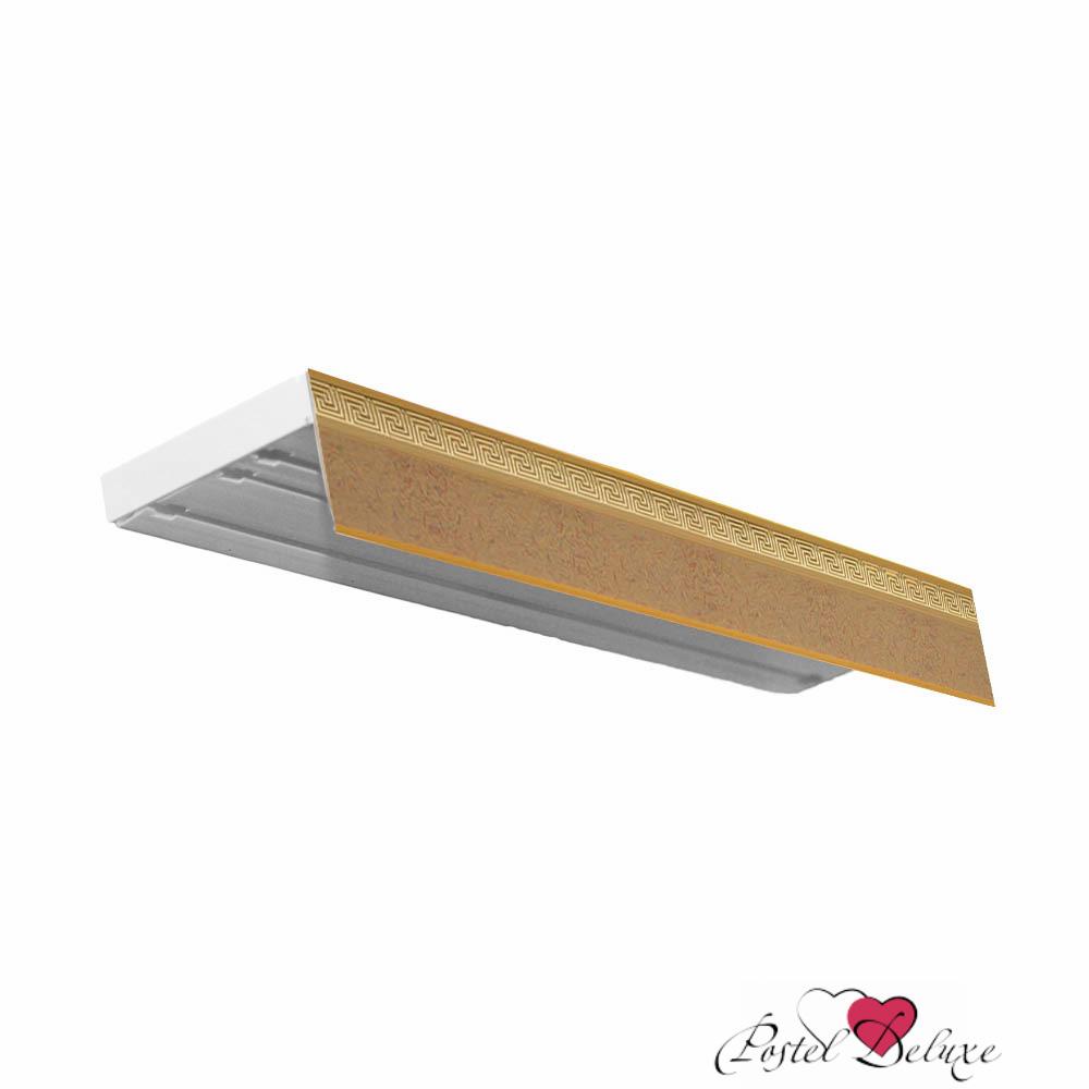 Карнизы ARCODOROРазмер (длина): 280 см<br>Диаметр трубы: 17х77 мм<br>Материал карниза: Пластик (ПВХ)<br>Тип карниза: Двухрядный карниз<br>Форма карниза: Прямой карниз<br>Вид изделия: Профиль (Шина)<br>Крепление: Потолочный карниз<br><br>Карниз без поворотов, с блендой высотой 50 мм, в индивидуальной упаковке.<br><br>Комплектация: <br>- 2-х рядная шина, <br>- бленда (высота 50 мм, материал - Пластик), <br>- крючки-ролики, <br>- стопоры, <br>- дюбели и шурупы.<br><br>Производитель: ARCODORO<br>Cтрана производства: Россия<br><br>Тип: Карнизы<br>Размерность комплекта: Карнизы<br>Материал: Пластик<br>Размер наволочки: None<br>Подарочная упаковка: Карнизы<br>Для детей: Карнизы<br>Ткань: Пластик<br>Цвет: None
