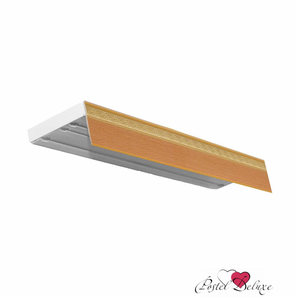 Карнизы ARCODOROРазмер (длина): 340 см<br>Диаметр трубы: 17х77 мм<br>Материал карниза: Пластик (ПВХ)<br>Тип карниза: Двухрядный карниз<br>Форма карниза: Прямой карниз<br>Вид изделия: Профиль (Шина)<br>Крепление: Потолочный карниз<br><br>Карниз без поворотов, с блендой высотой 50 мм, в индивидуальной упаковке.<br><br>Комплектация: <br>- 2-х рядная шина, <br>- бленда (высота 50 мм, материал - Пластик), <br>- крючки-ролики, <br>- стопоры, <br>- дюбели и шурупы.<br><br>Производитель: ARCODORO<br>Cтрана производства: Россия<br><br>Тип: Карнизы<br>Размерность комплекта: Карнизы<br>Материал: Пластик<br>Размер наволочки: None<br>Подарочная упаковка: Карнизы<br>Для детей: Карнизы<br>Ткань: Пластик<br>Цвет: None