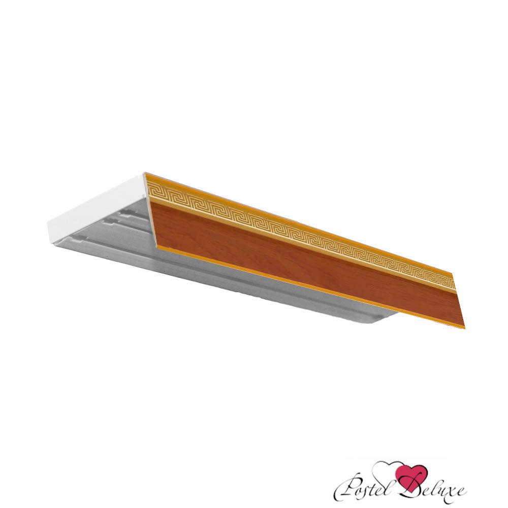Карнизы ARCODOROРазмер (длина): 260 см<br>Диаметр трубы: 17х77 мм<br>Материал карниза: Пластик (ПВХ)<br>Тип карниза: Двухрядный карниз<br>Форма карниза: Прямой карниз<br>Вид изделия: Профиль (Шина)<br>Крепление: Потолочный карниз<br><br>Карниз без поворотов, с блендой высотой 50 мм, в индивидуальной упаковке.<br><br>Комплектация: <br>- 2-х рядная шина, <br>- бленда (высота 50 мм, материал - Пластик), <br>- крючки-ролики, <br>- стопоры, <br>- дюбели и шурупы.<br><br>Производитель: ARCODORO<br>Cтрана производства: Россия<br><br>Тип: Карнизы<br>Размерность комплекта: Карнизы<br>Материал: Пластик<br>Размер наволочки: None<br>Подарочная упаковка: Карнизы<br>Для детей: Карнизы<br>Ткань: Пластик<br>Цвет: None