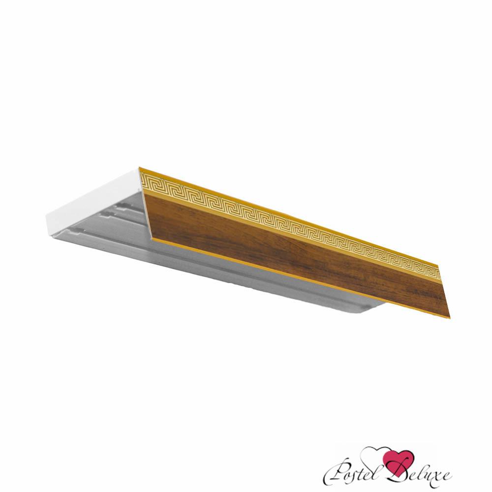 Карнизы ARCODOROРазмер (длина): 160 см<br>Диаметр трубы: 17х77 мм<br>Материал карниза: Пластик (ПВХ)<br>Тип карниза: Двухрядный карниз<br>Форма карниза: Прямой карниз<br>Вид изделия: Профиль (Шина)<br>Крепление: Потолочный карниз<br><br>Карниз без поворотов, с блендой высотой 50 мм, в индивидуальной упаковке.<br><br>Комплектация: <br>- 2-х рядная шина, <br>- бленда (высота 50 мм, материал - Пластик), <br>- крючки-ролики, <br>- стопоры, <br>- дюбели и шурупы.<br><br>Производитель: ARCODORO<br>Cтрана производства: Россия<br><br>Тип: Карнизы<br>Размерность комплекта: Карнизы<br>Материал: Пластик<br>Размер наволочки: None<br>Подарочная упаковка: Карнизы<br>Для детей: Карнизы<br>Ткань: Пластик<br>Цвет: None