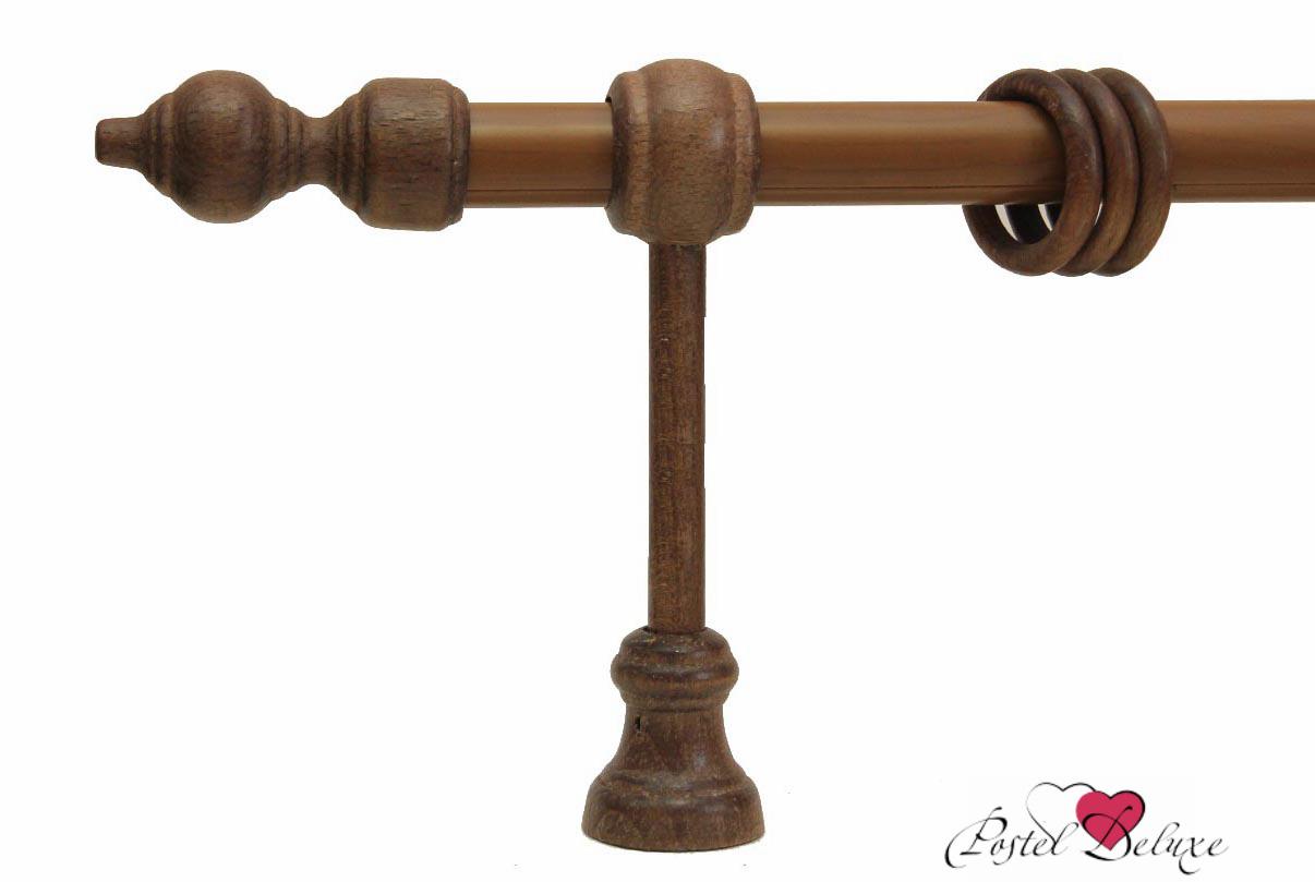Карнизы ARCODOROРазмер (длина): 260 см<br>Диаметр трубы: 28 мм<br>Материал карниза: Дерево,Металл<br>Тип карниза: Однорядный карниз<br>Форма карниза: Прямой карниз<br>Вид изделия: Гладкий карниз<br>Крепление: Настенный карниз<br><br>Штанга карниза выполнена из металла, комплектующие выполнены из дерева.<br><br>Комплектация:<br>- Карниз<br>- Кронштейны<br>- Кольца (пластиковые крючки в комплекте не идут)<br>- Наконечники для карниза<br><br>Производитель: ARCODORO<br>Cтрана производства: Россия<br><br>Тип: Карнизы<br>Размерность комплекта: Карнизы<br>Материал: Дерево,Металл<br>Размер наволочки: None<br>Подарочная упаковка: Карнизы<br>Для детей: Карнизы<br>Ткань: Дерево,Металл<br>Цвет: None