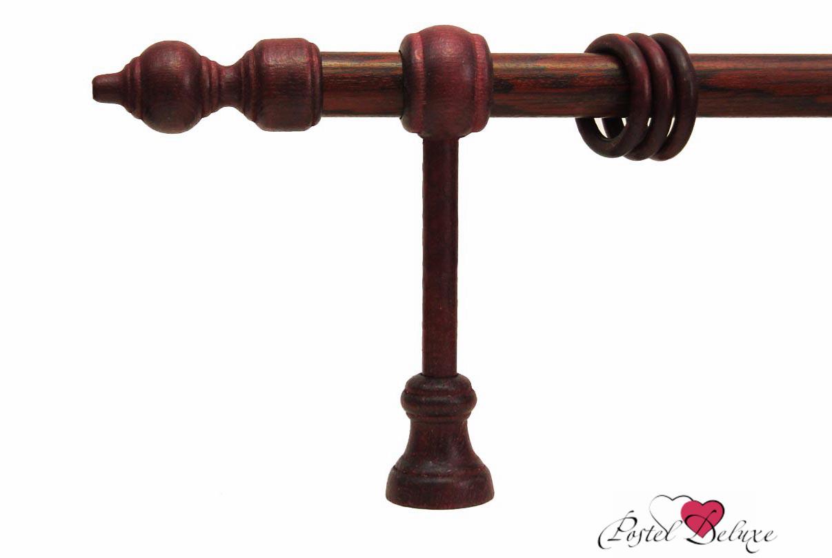 Карнизы ARCODOROРазмер (длина): 220 см<br>Диаметр трубы: 28 мм<br>Материал карниза: Дерево,Металл<br>Тип карниза: Однорядный карниз<br>Форма карниза: Прямой карниз<br>Вид изделия: Гладкий карниз<br>Крепление: Настенный карниз<br><br>Штанга карниза выполнена из металла, комплектующие выполнены из дерева.<br><br>Комплектация:<br>- Карниз<br>- Кронштейны<br>- Кольца (пластиковые крючки в комплекте не идут)<br>- Наконечники для карниза<br><br>Производитель: ARCODORO<br>Cтрана производства: Россия<br><br>Тип: Карнизы<br>Размерность комплекта: Карнизы<br>Материал: Дерево,Металл<br>Размер наволочки: None<br>Подарочная упаковка: Карнизы<br>Для детей: Карнизы<br>Ткань: Дерево,Металл<br>Цвет: None