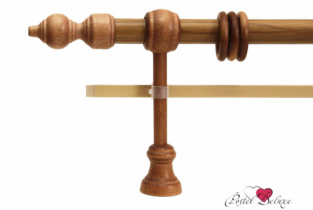 Карнизы ARCODOROРазмер (длина): 300 см<br>Диаметр трубы: 28 мм<br>Материал карниза: Дерево,Металл<br>Тип карниза: Двухрядный карниз<br>Форма карниза: Прямой карниз<br>Вид изделия: Гладкий карниз<br>Крепление: Настенный карниз<br><br>Штанга карниза выполнена из металла, комплектующие выполнены из дерева.<br><br>Комплектация:<br>- Карниз<br>- Кронштейны<br>- Кольца с пластиковыми крючками<br>- Наконечники для карниза<br>- U-шина<br>- заглушки для U-шины<br><br>Производитель: ARCODORO<br>Cтрана производства: Россия<br><br>Тип: Карнизы<br>Размерность комплекта: Карнизы<br>Материал: Дерево,Металл<br>Размер наволочки: None<br>Подарочная упаковка: Карнизы<br>Для детей: Карнизы<br>Ткань: Дерево,Металл<br>Цвет: None