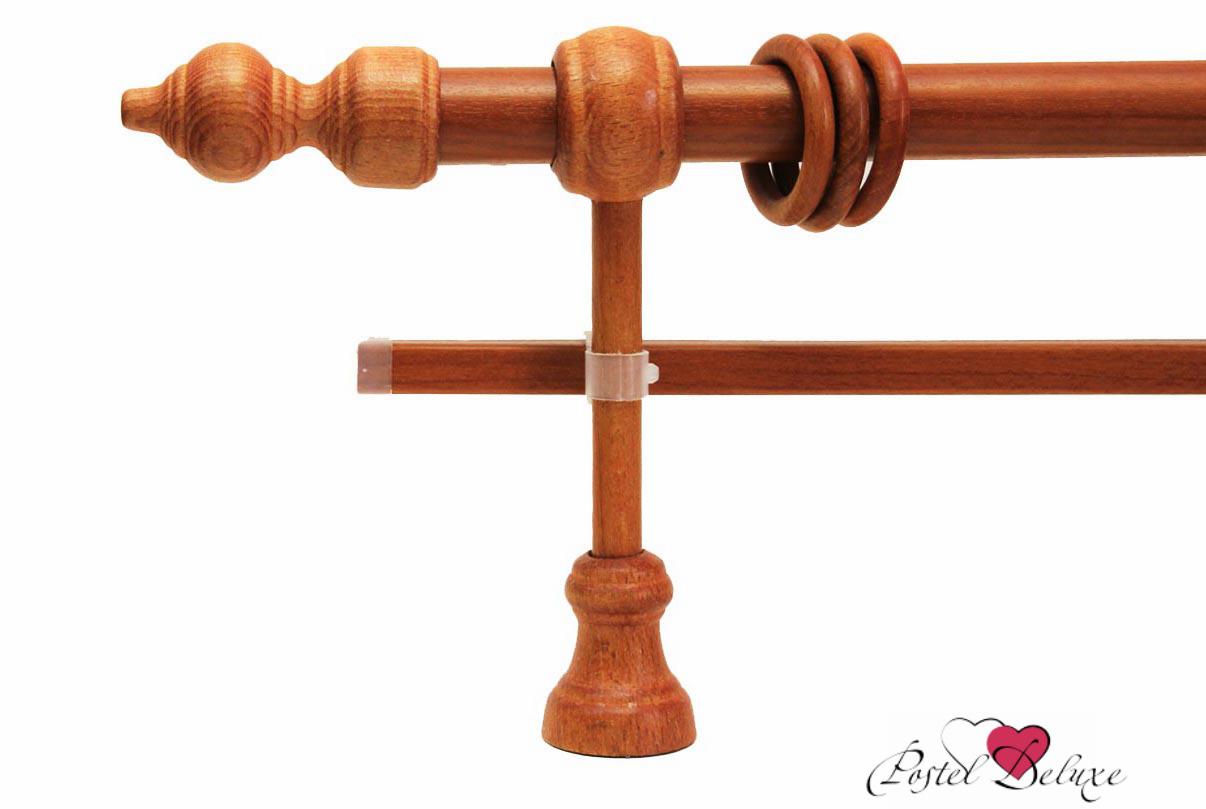 Карнизы ARCODOROРазмер (длина): 260 см<br>Диаметр трубы: 28 мм<br>Материал карниза: Дерево,Металл<br>Тип карниза: Двухрядный карниз<br>Форма карниза: Прямой карниз<br>Вид изделия: Гладкий карниз<br>Крепление: Настенный карниз<br><br>Штанга карниза выполнена из металла, комплектующие выполнены из дерева.<br><br>Комплектация:<br>- Карниз<br>- Кронштейны<br>- Кольца с пластиковыми крючками<br>- Наконечники для карниза<br>- U-шина<br>- заглушки для U-шины<br><br>Производитель: ARCODORO<br>Cтрана производства: Россия<br><br>Тип: Карнизы<br>Размерность комплекта: Карнизы<br>Материал: Дерево,Металл<br>Размер наволочки: None<br>Подарочная упаковка: Карнизы<br>Для детей: Карнизы<br>Ткань: Дерево,Металл<br>Цвет: None
