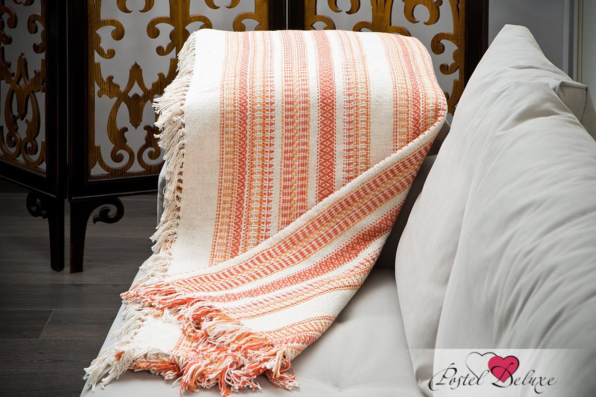 Arloni Покрывало Русский Фолк Цвет: Оранжевый (160х220 см)