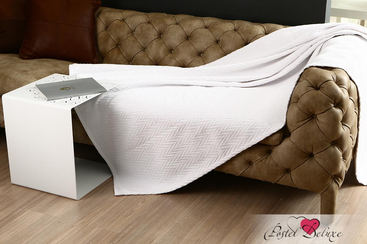 Arloni Покрывало Этника Цвет: Белый (130х160 см)