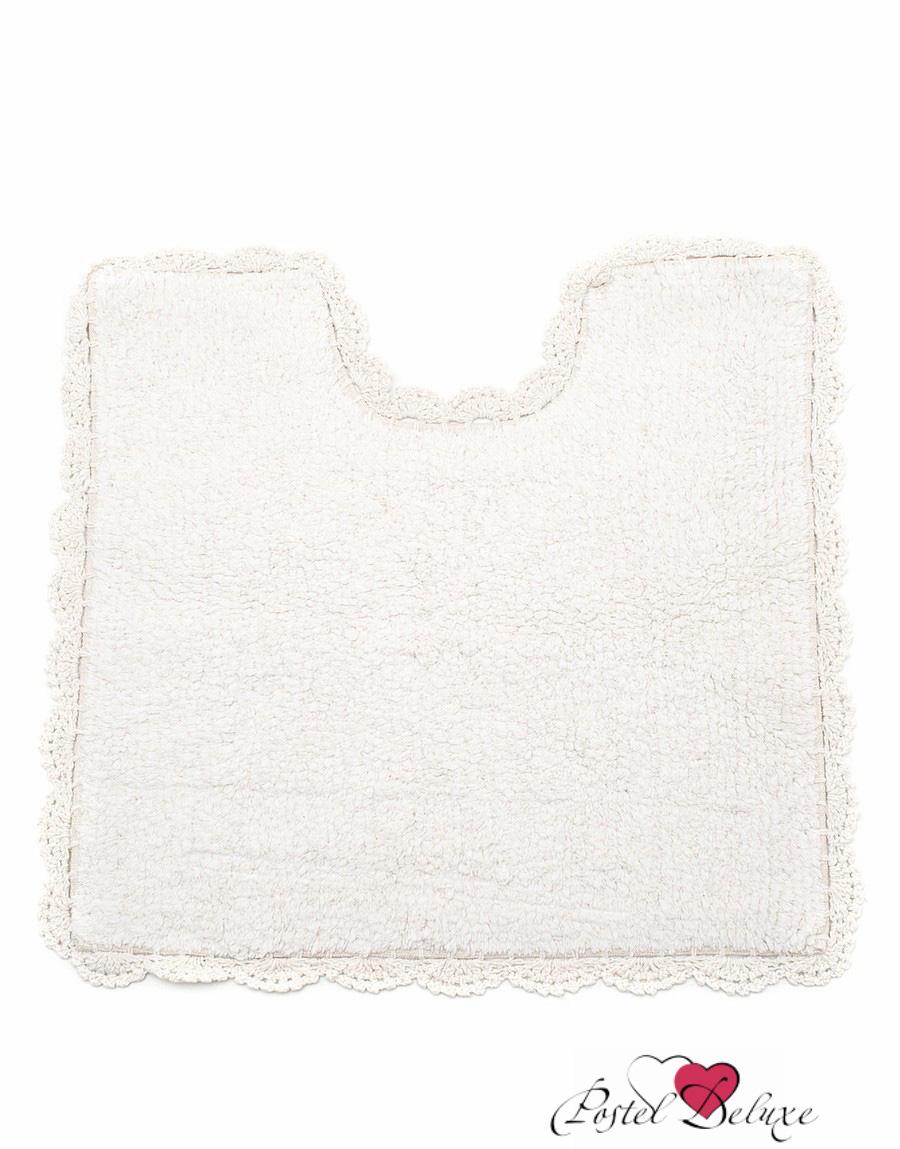 Аксессуары для ванной и туалета Arloni Коврик для ванной Лейс Цвет: Белый (50х50 см) arloni коврик для ванной лейс цвет белый 50х50 см