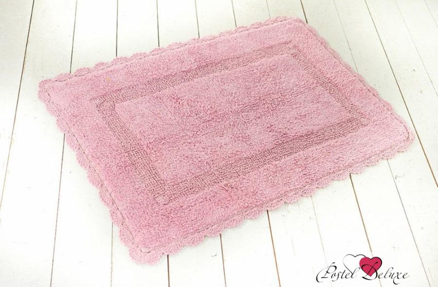 Аксессуары для ванной и туалета Arloni Коврик для ванной Лейс Цвет: Лотос (50х80 см) arloni коврик для ванной лейс цвет белый 50х50 см