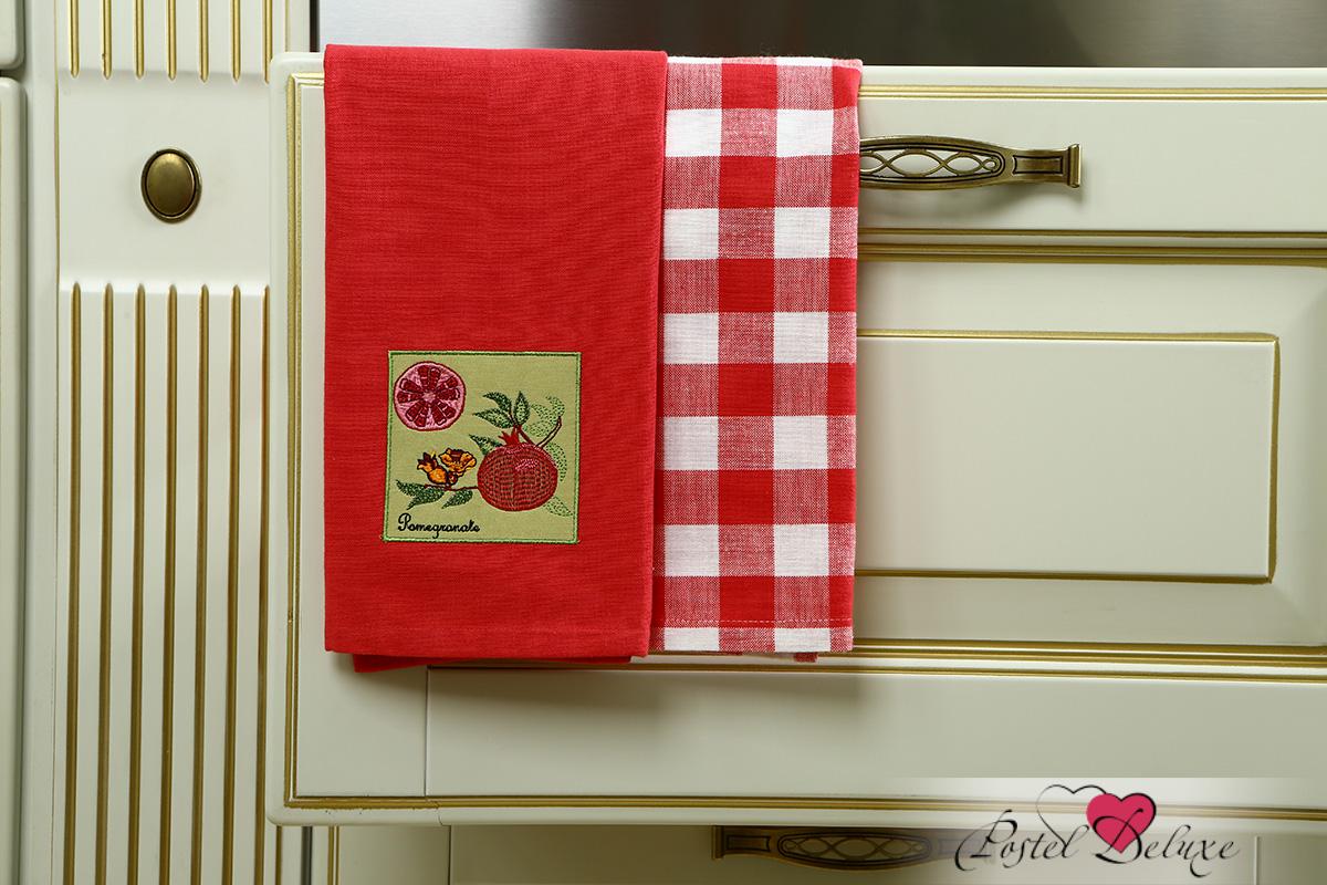 Кухонный набор Arloni Arloni Кухонный набор полотенец Гранат ali149742
