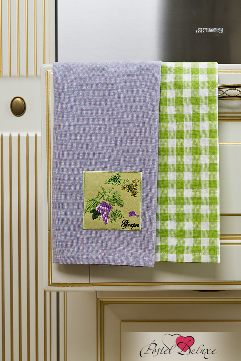Кухонный набор Arloni Arloni Кухонный набор полотенец Виноград ali149759
