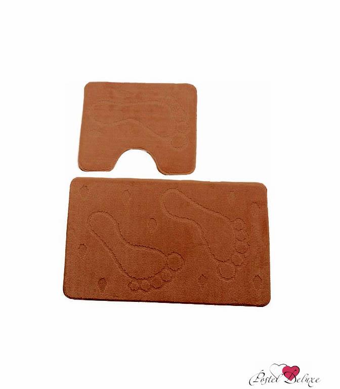 Коврик для ванной AryaКоврики для ванной<br>Производитель: Arya<br>Страна производства: Турция<br>Материал: Полиэстер<br>Размер: 60х100 см, 60х50 см<br>Особенности: Яркий, мягкий коврик для ванной комнаты на резиновой основе с внутренней стороны .<br><br>Тип: коврик для ванной<br>Размерность комплекта: None<br>Материал: Полиэстер<br>Размер наволочки: None<br>Подарочная упаковка: None<br>Для детей: нет<br>Ткань: Полиэстер<br>Цвет: Коричневый