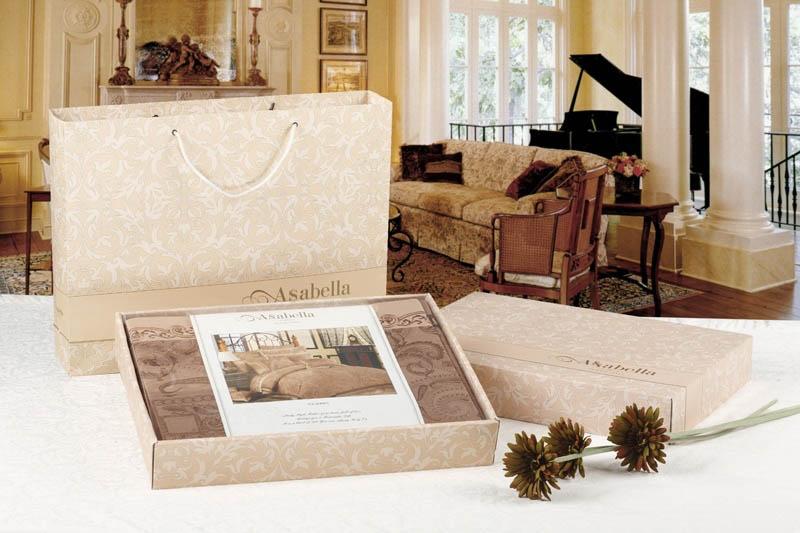 где купить  Постельное белье Asabella Постельное белье Potenza White(2 сп. евро)  по лучшей цене