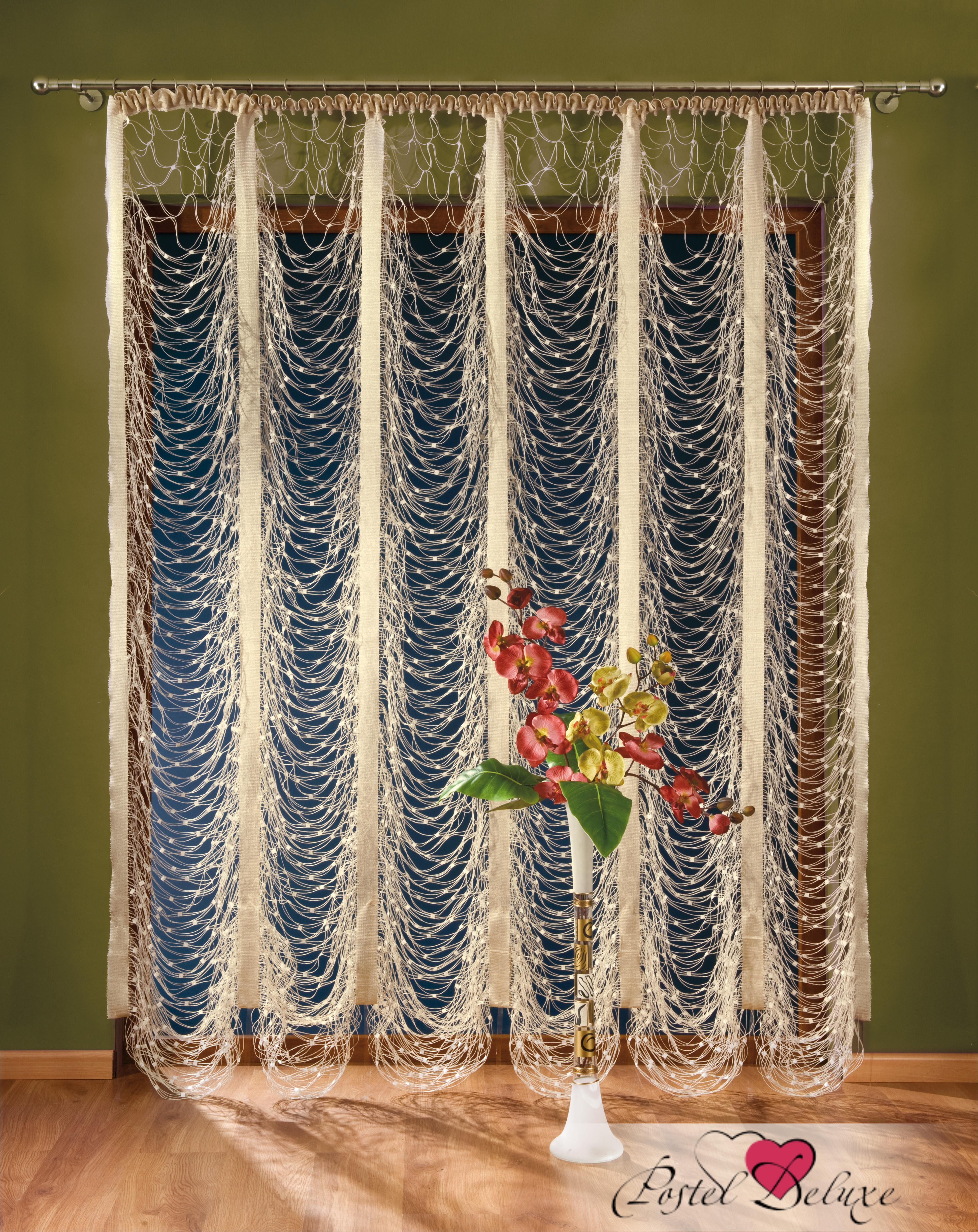 Шторы Wisan Нитяные шторы Цвет: Кремовый, Белый wisan wisan нитяные шторы joelle цвет кремовый бежевый