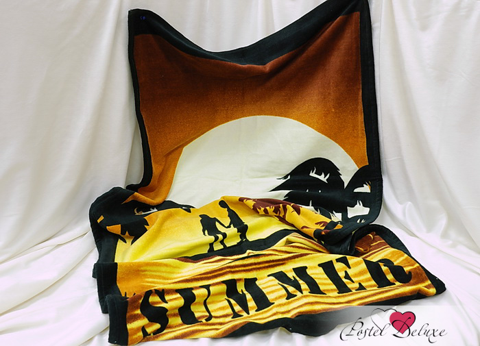 Полотенца Tango Полотенце Summer (75х150 см) полотенца tango полотенце cats 75х150 см