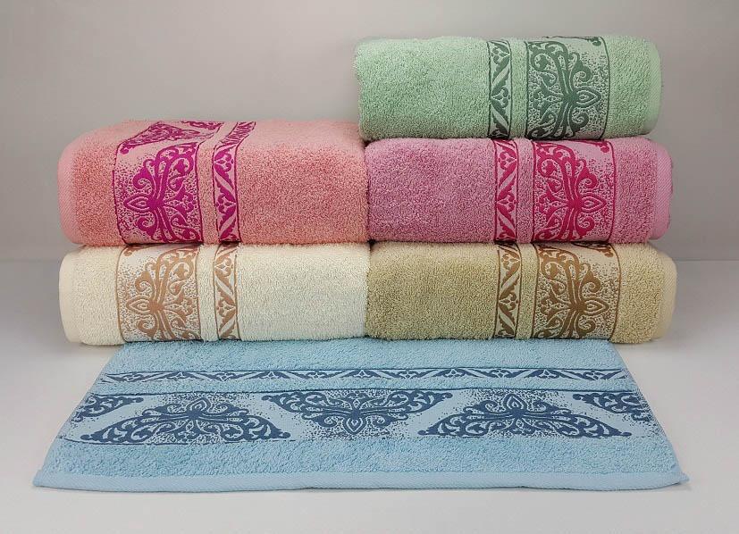 где купить  Полотенца Cottonist Полотенце Angel (70х140 см - 6 шт)  по лучшей цене