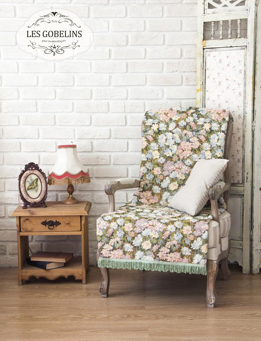 Les Gobelins Накидка на кресло Nectar De La Fleur (50х170 см)