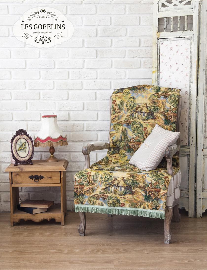 Les Gobelins Накидка на кресло Provence (60х120 см)