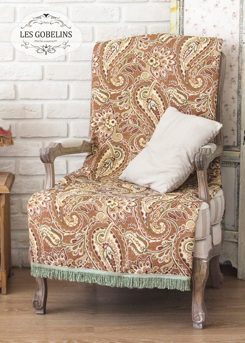 Покрывало Les Gobelins Накидка на кресло Vostochnaya Skazka (90х170 см) покрывало les gobelins накидка на кресло vostochnaya skazka 60х150 см
