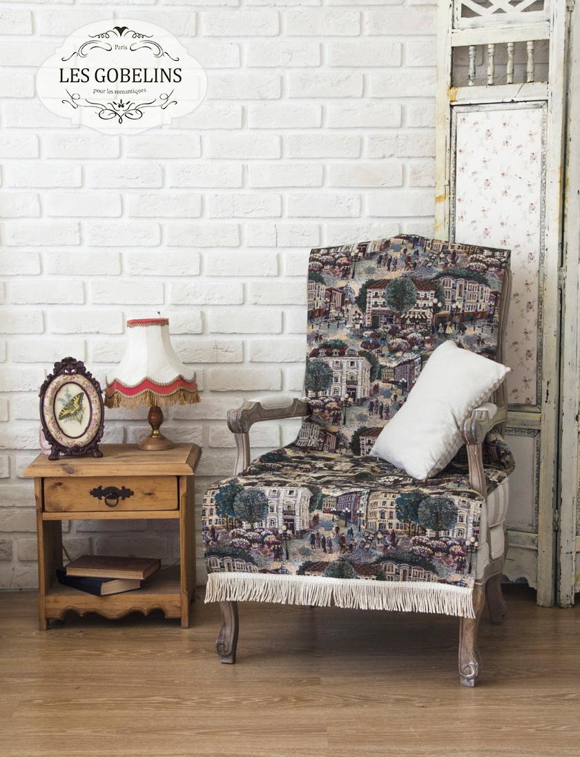 Фотография Les Gobelins Накидка на кресло Arbat (100х190 см)