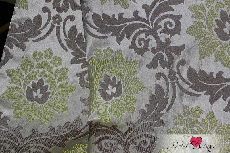 Шторы Interiotex Классические шторы Бриони Цвет: Зеленый