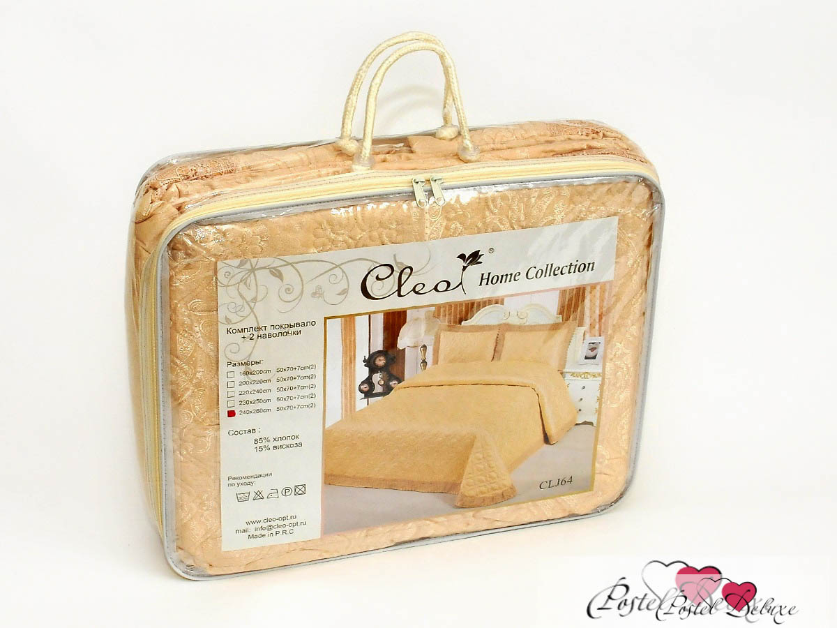 Постельное белье Cleo Постельное белье Organza  (2 сп. евро)