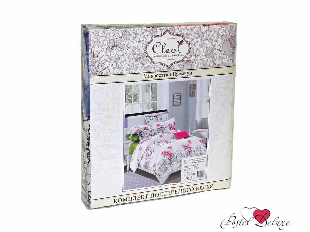 где купить  Постельное белье Cleo Постельное белье Jacinda  (2 спал.)  по лучшей цене