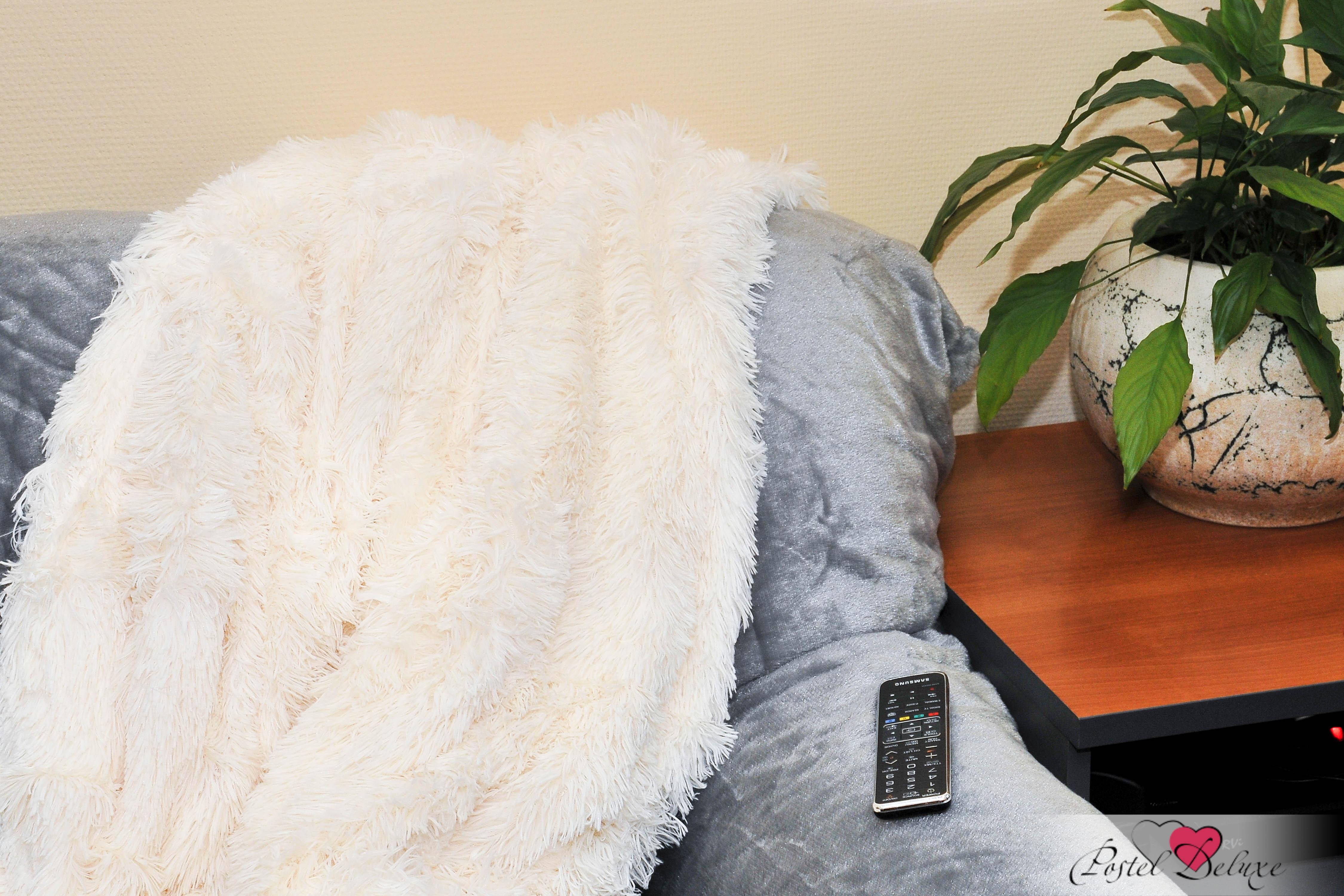 где купить Плед Cleo Плед Конфетти Цвет: Молочный (220х240 см) по лучшей цене